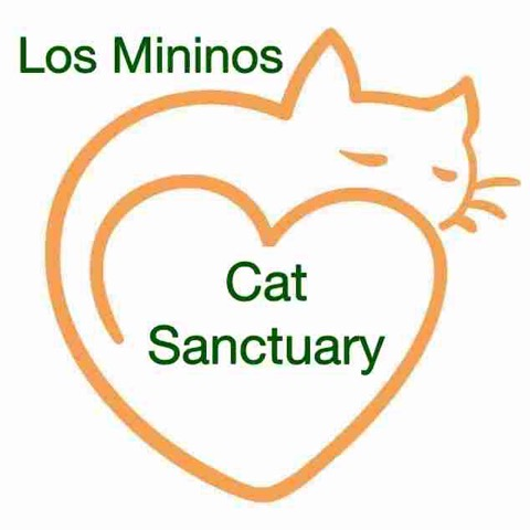 Los Mininos Cat Sanctuary Logo